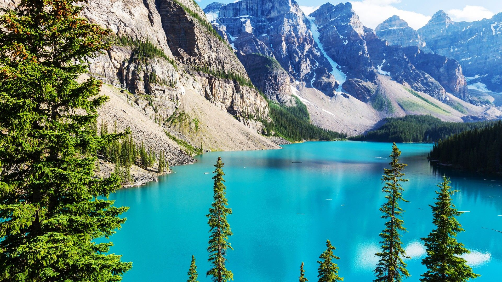 Rocky Mountain desktop
