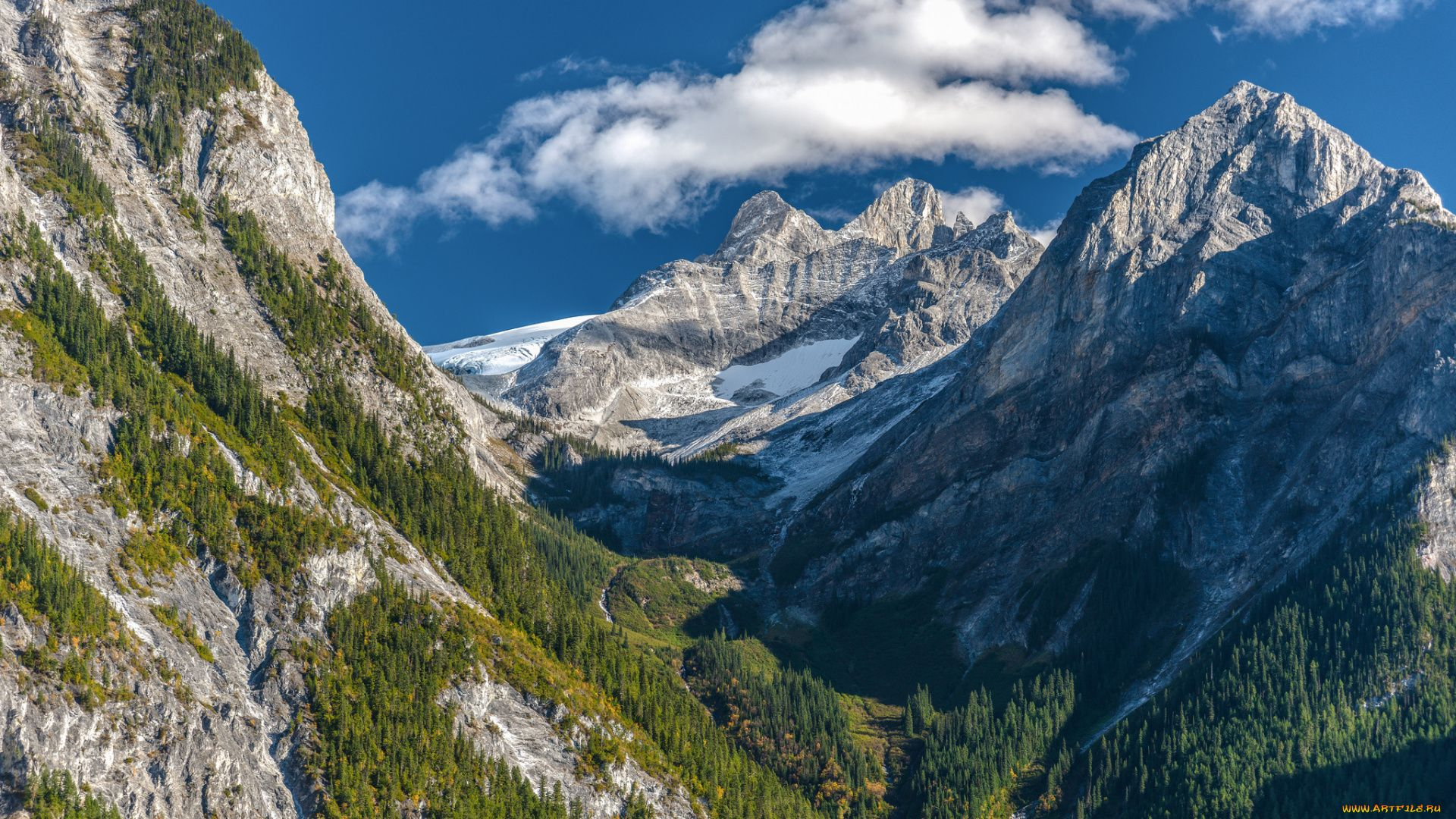 Rocky Mountain picture wallpaper