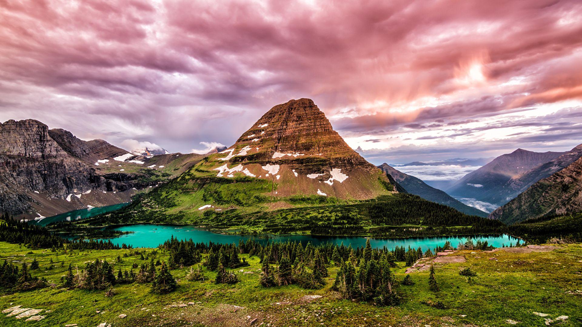 Rocky Mountain laptop background