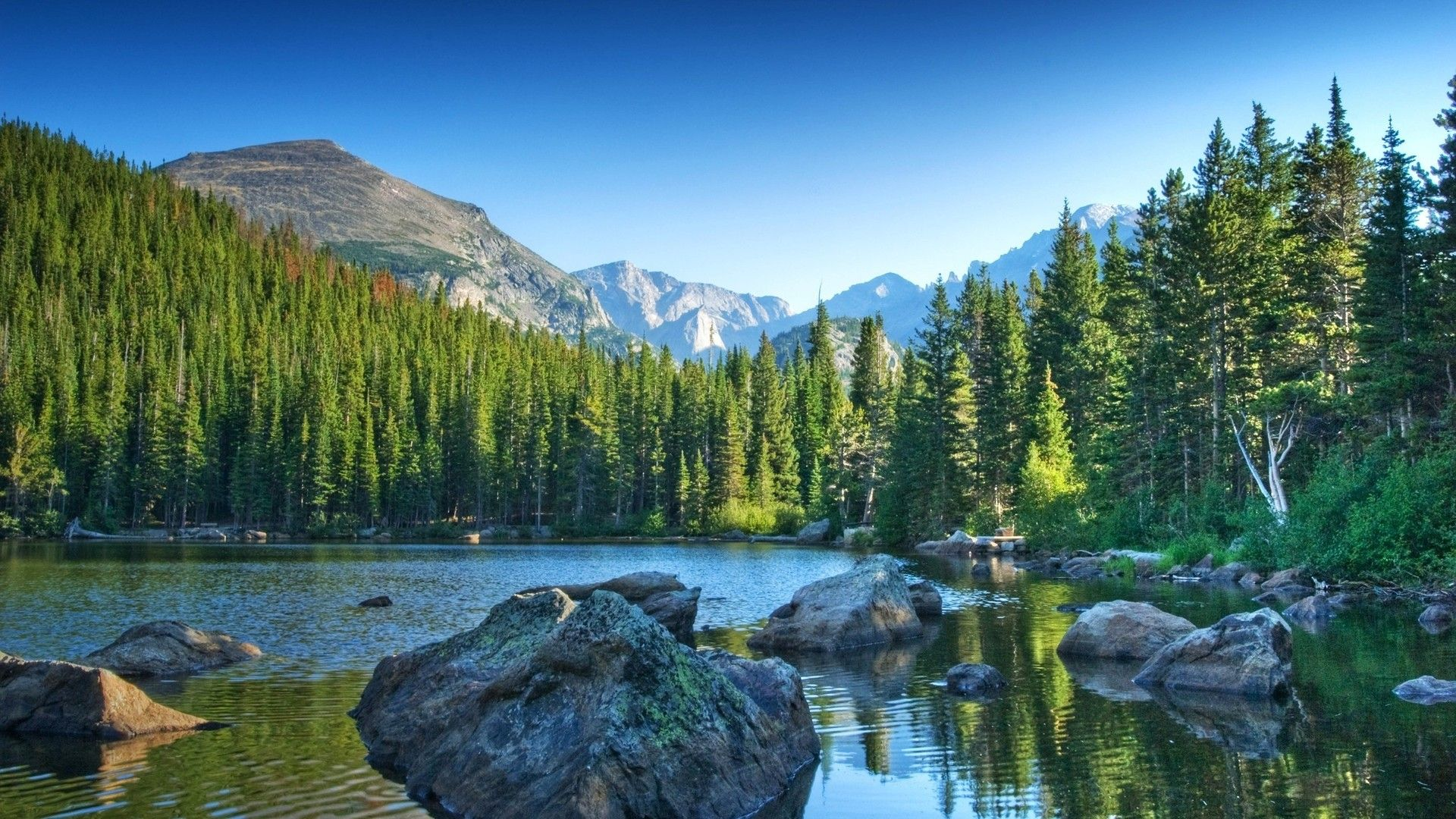 23 Rocky Mountain Wallpapers