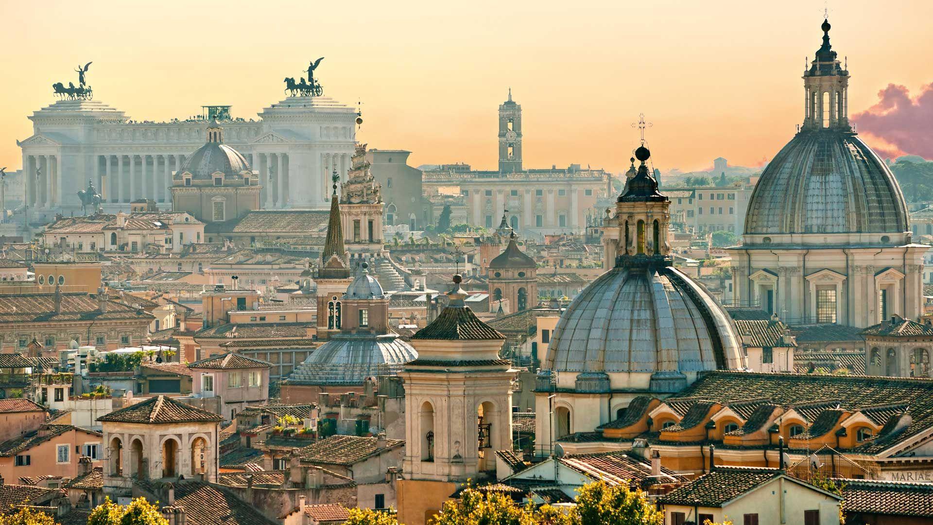 Rome wallpaper pc