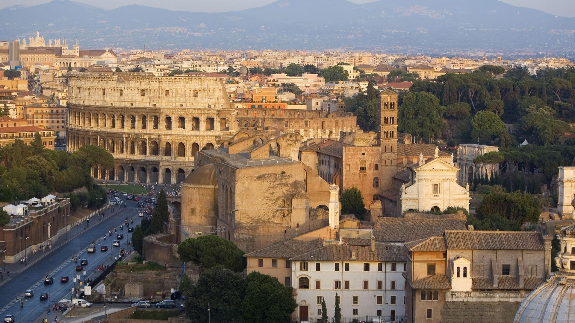 Rome hd desktop