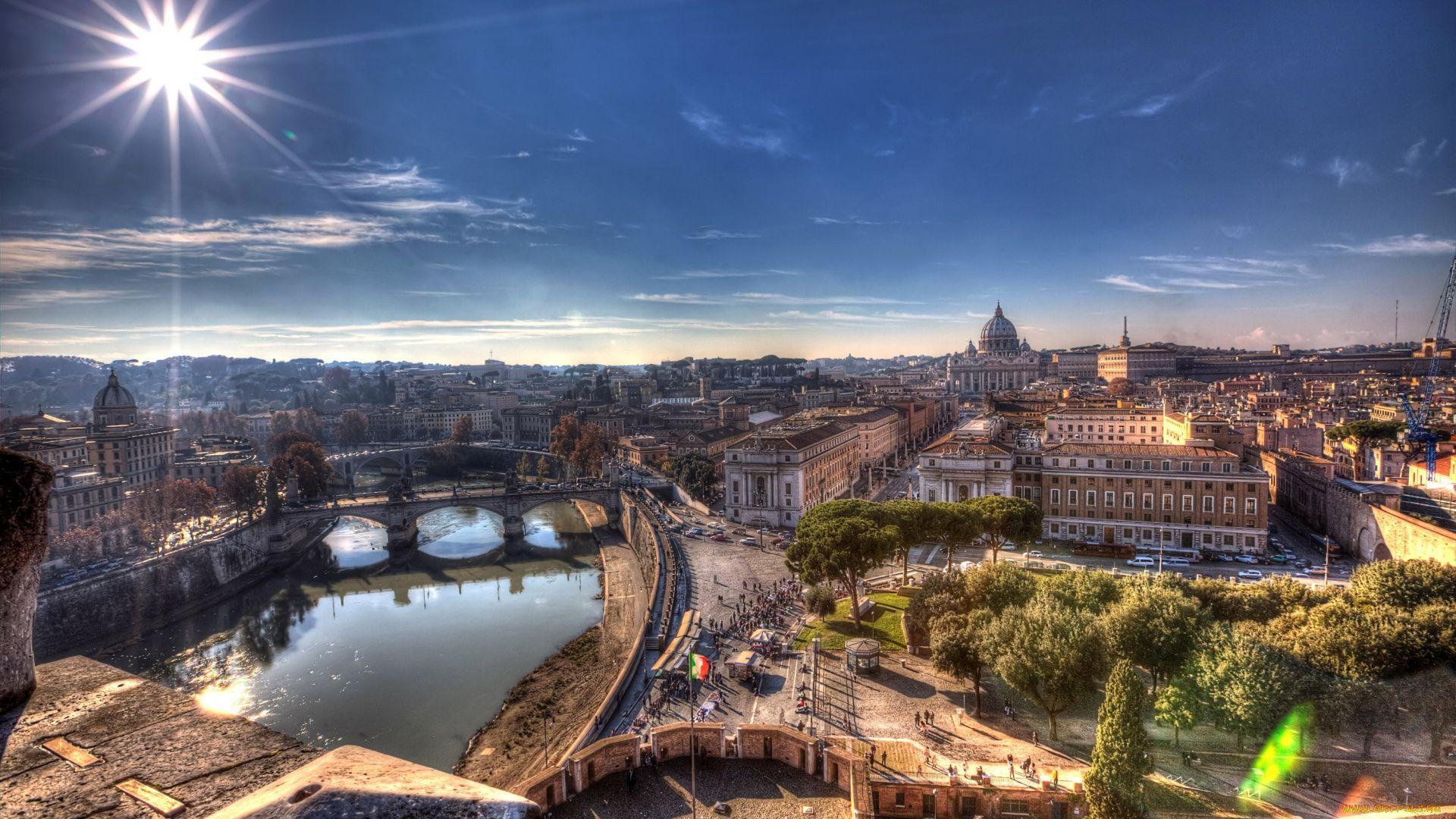 Rome wallpaper picture