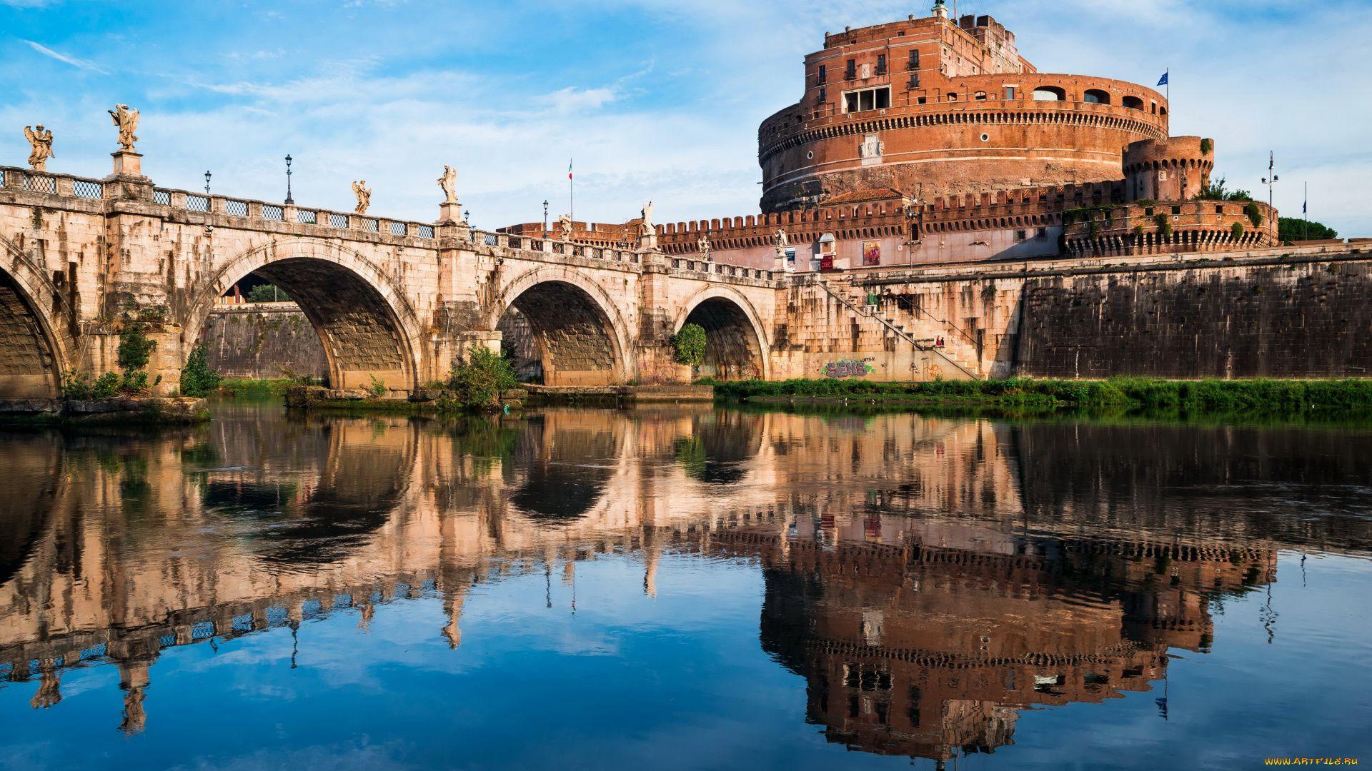Rome desktop background