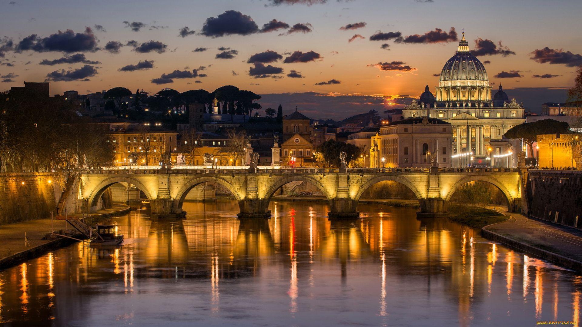 Rome good background