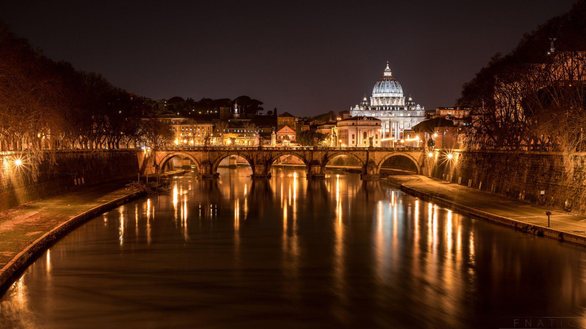 Rome wallpaper background