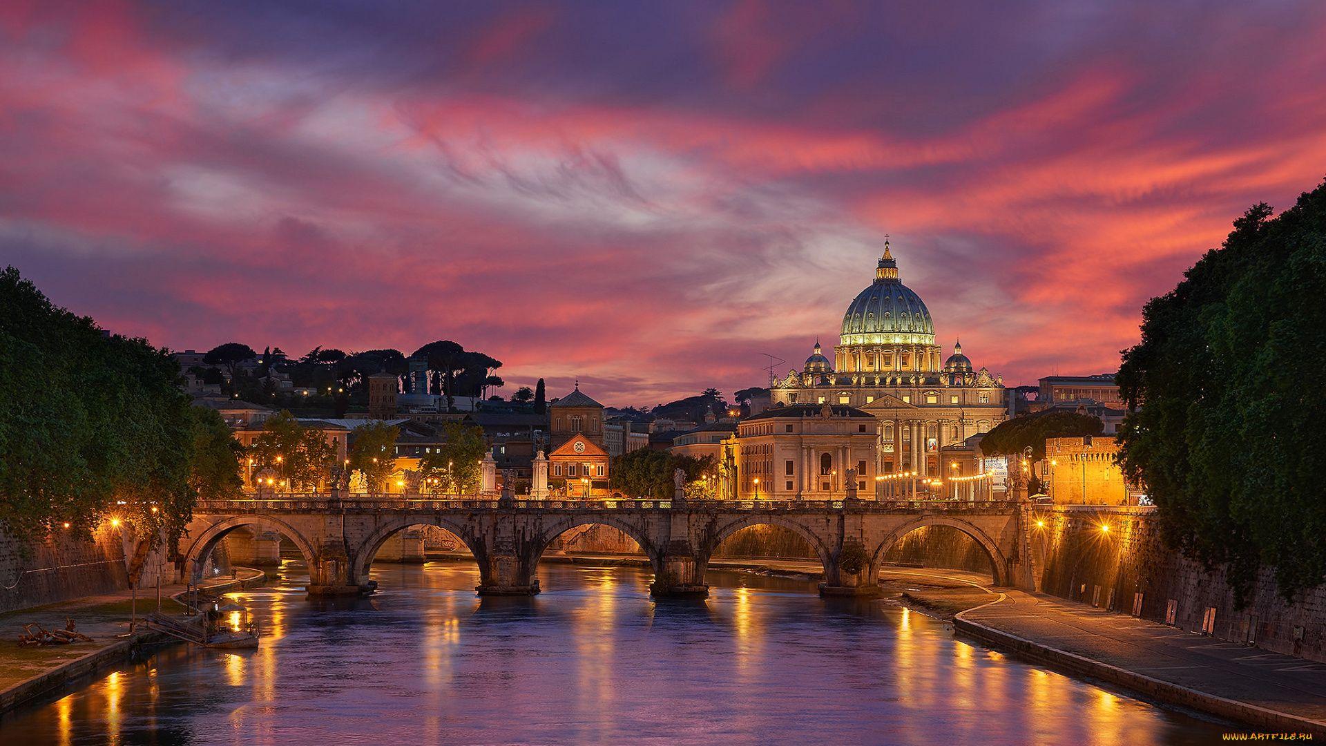 Rome free wallpaper for desktop
