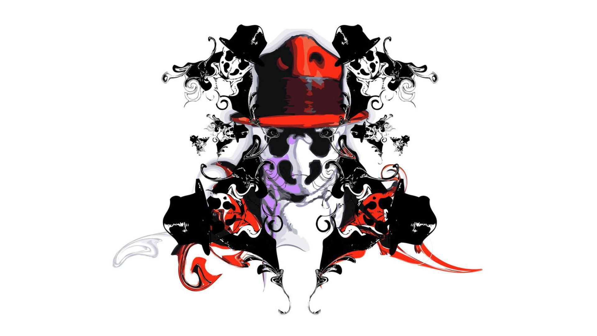 Rorschach desktop