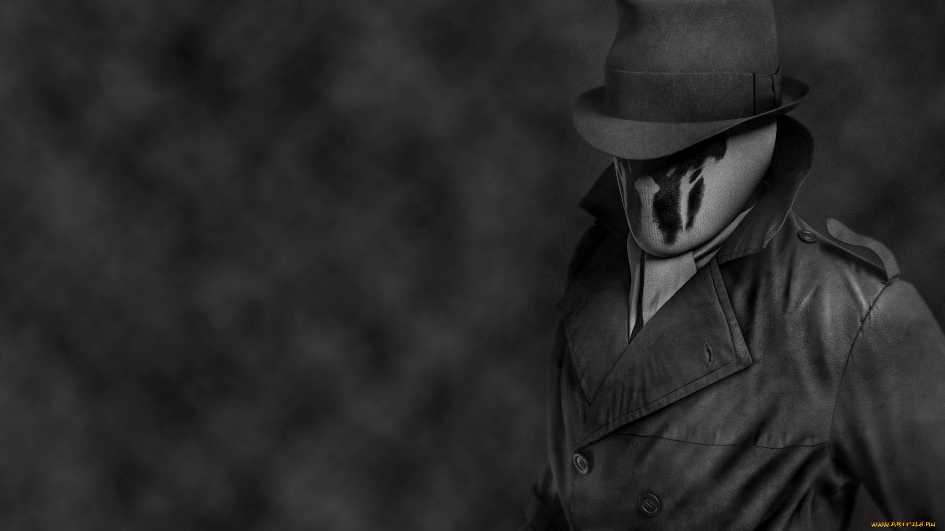 Rorschach full hd wallpaper