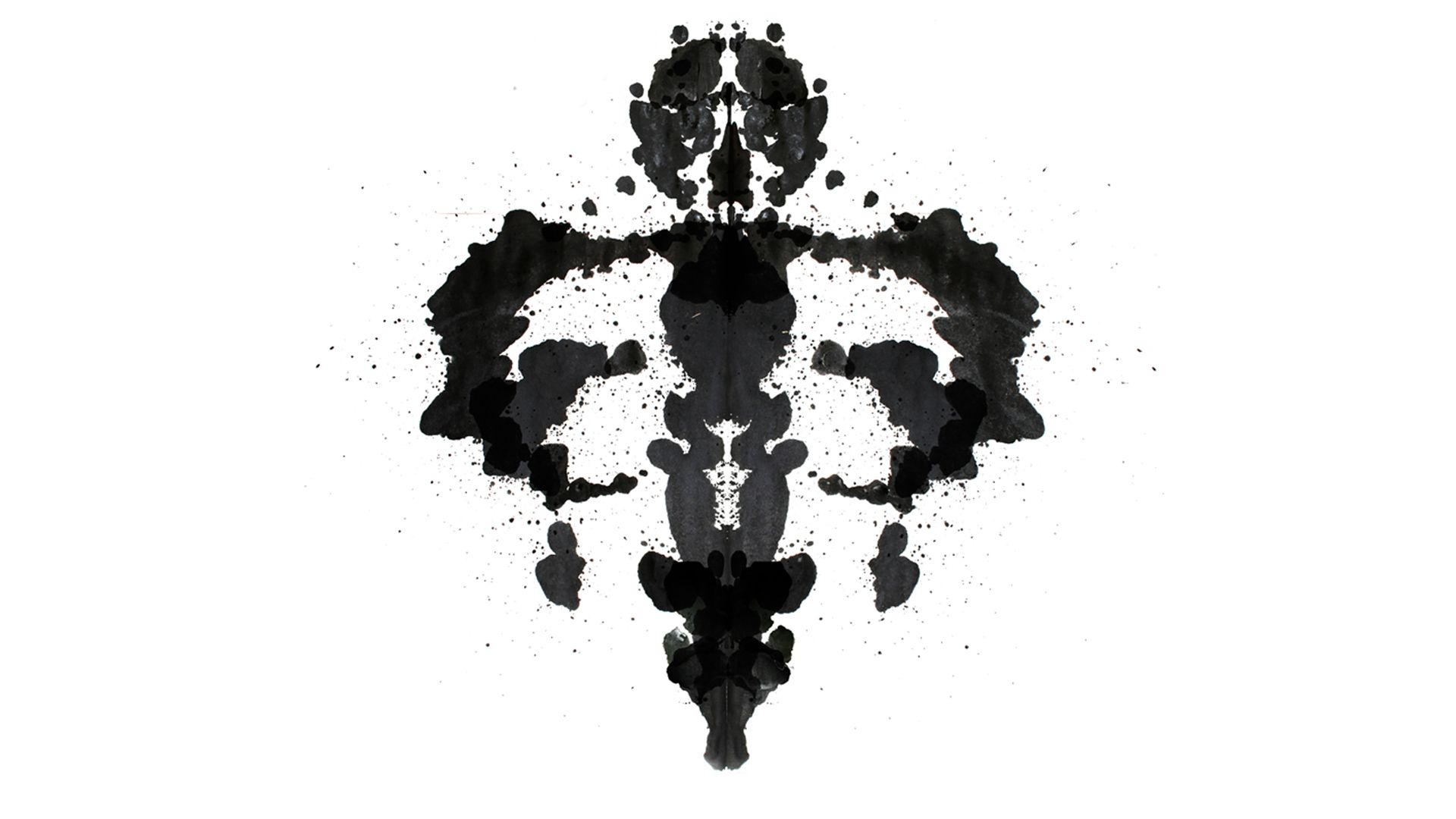 Rorschach wallpaper background