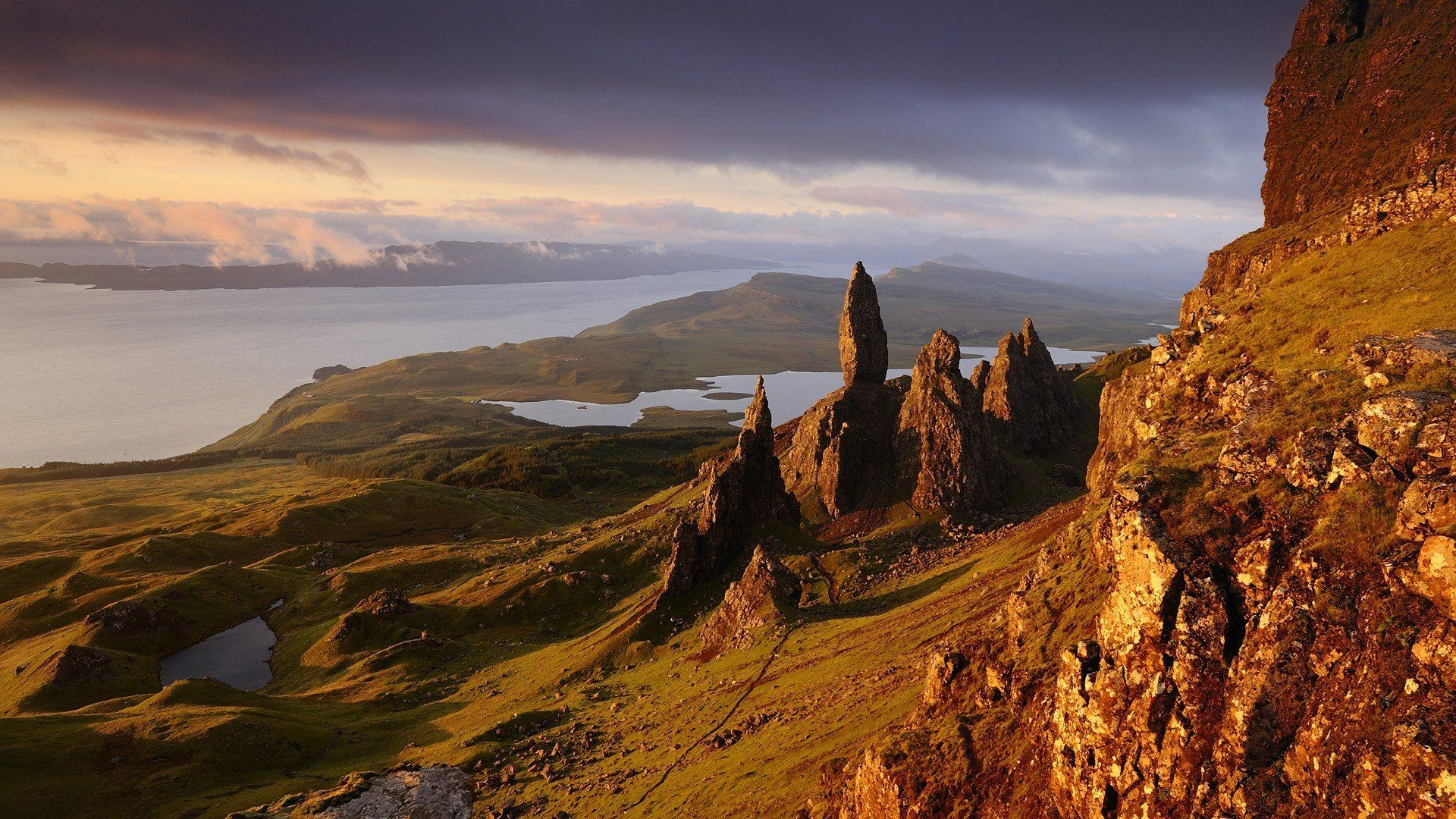 Scottish desktop image
