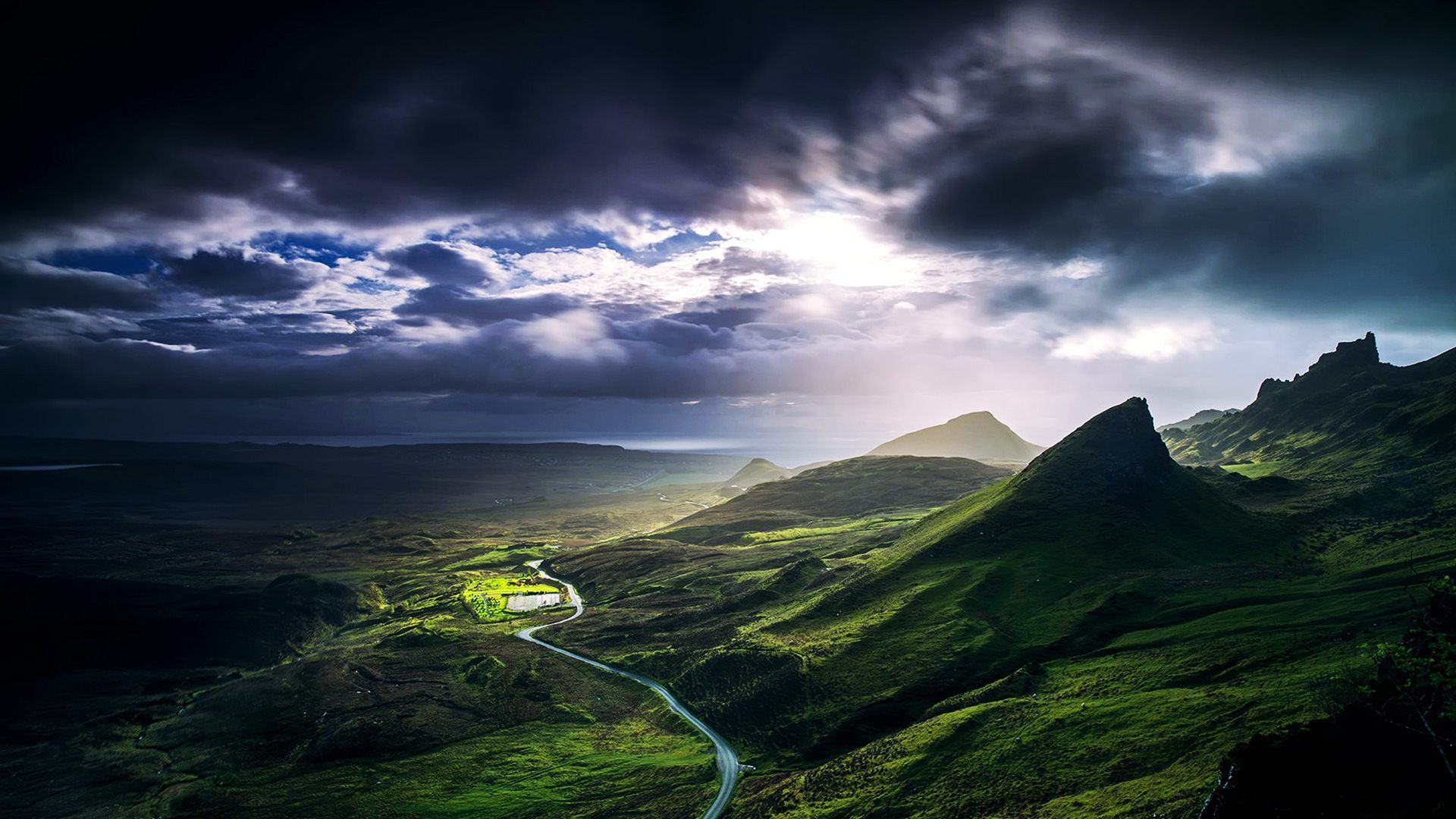 Scottish full hd wallpaper download