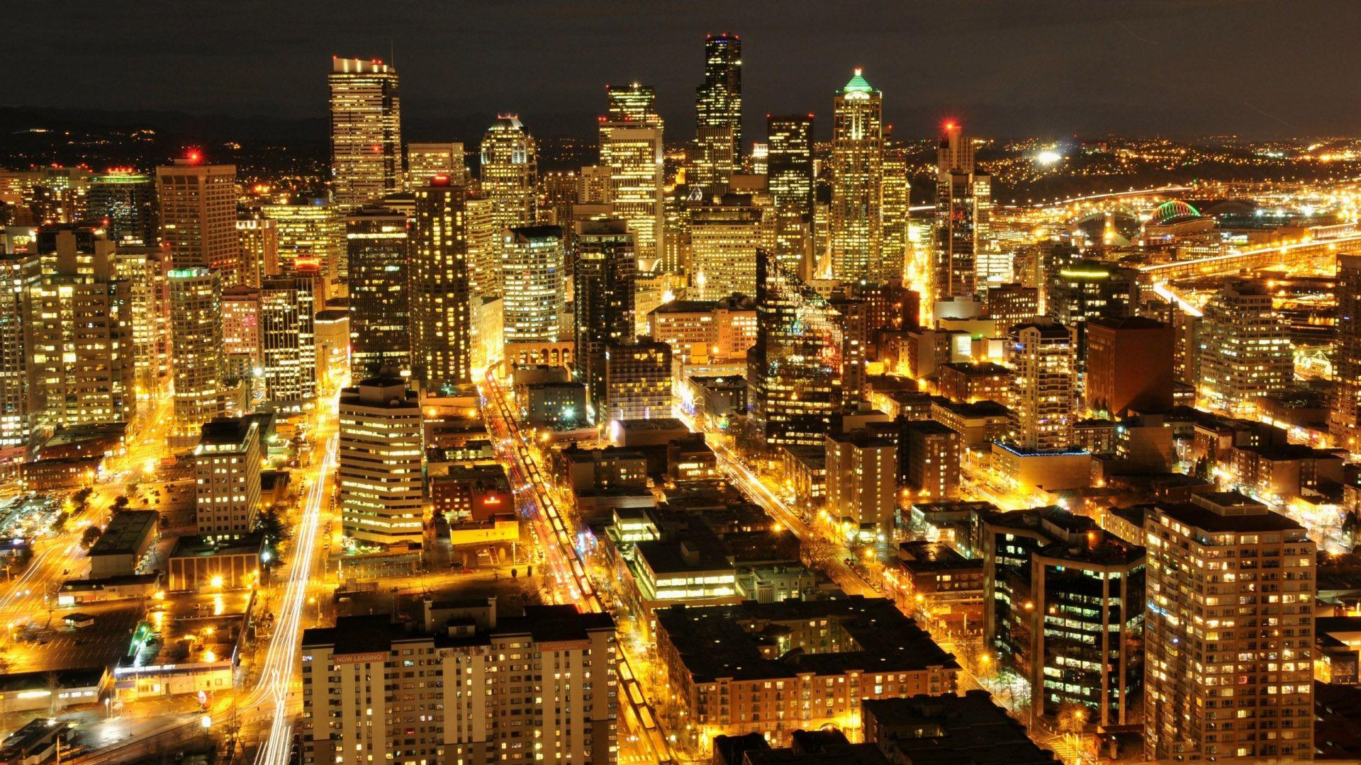 Seattle desktop background free