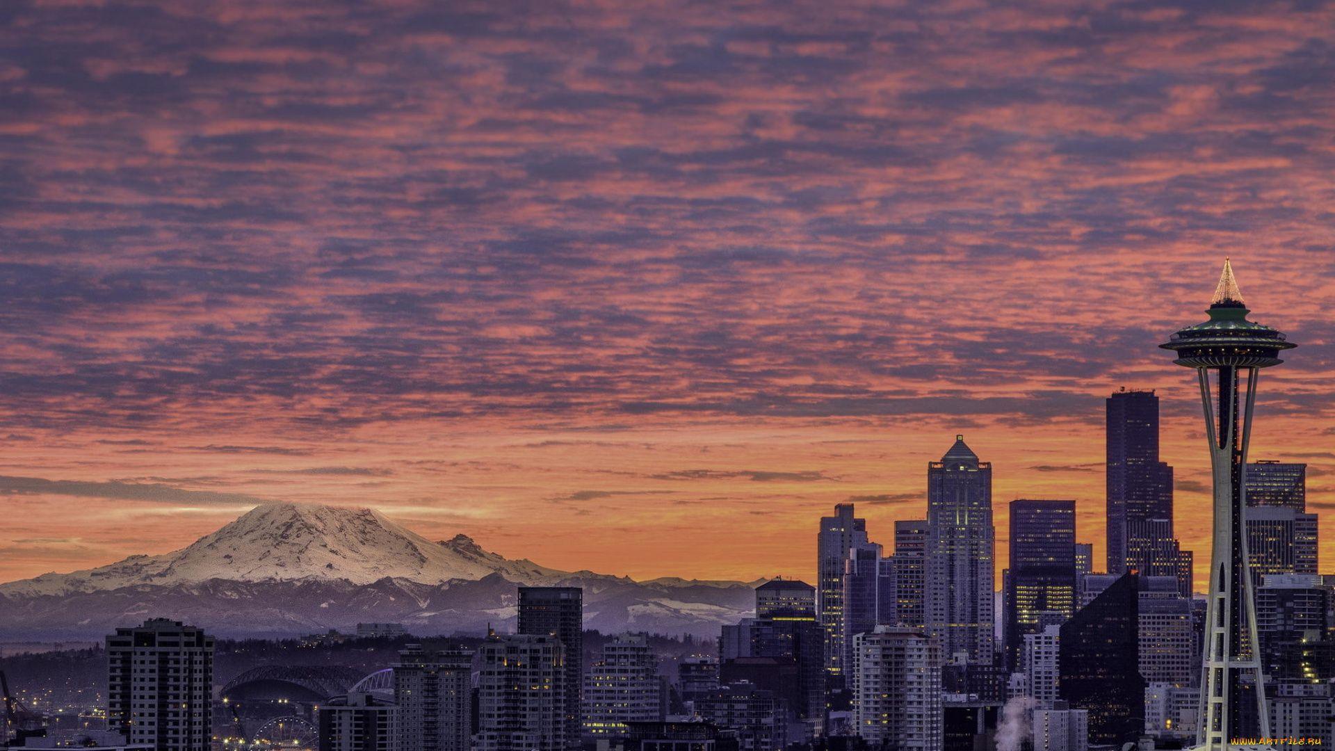 Seattle wallpaper hd