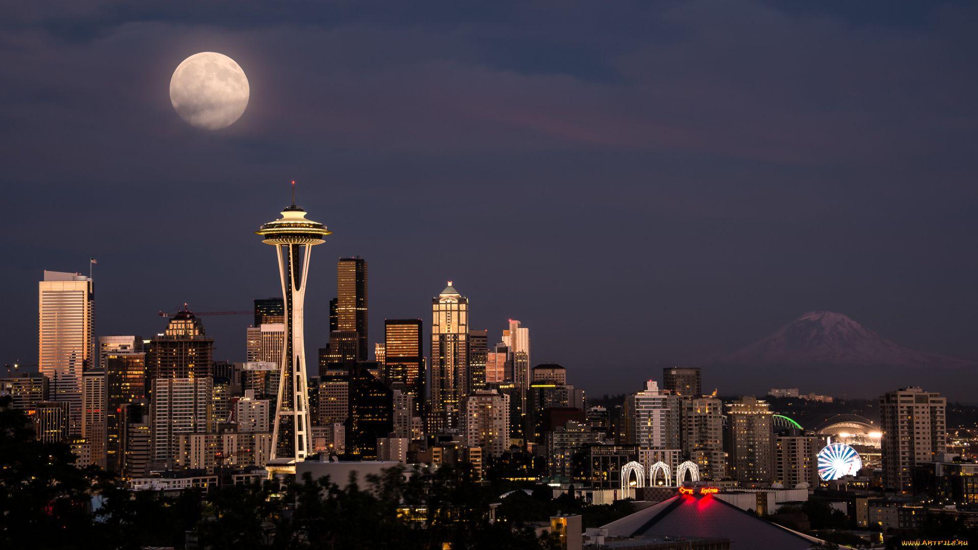 Seattle full hd image