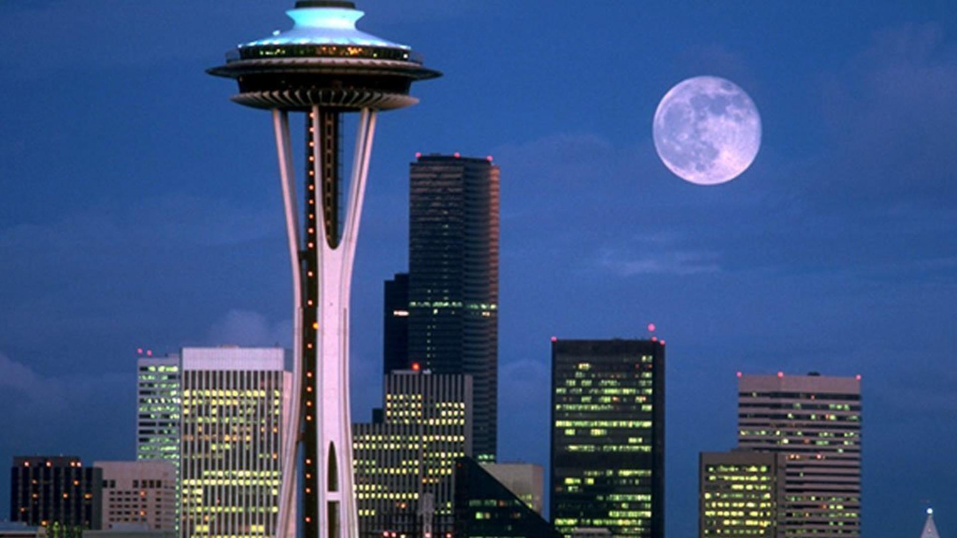 Seattle desktop background