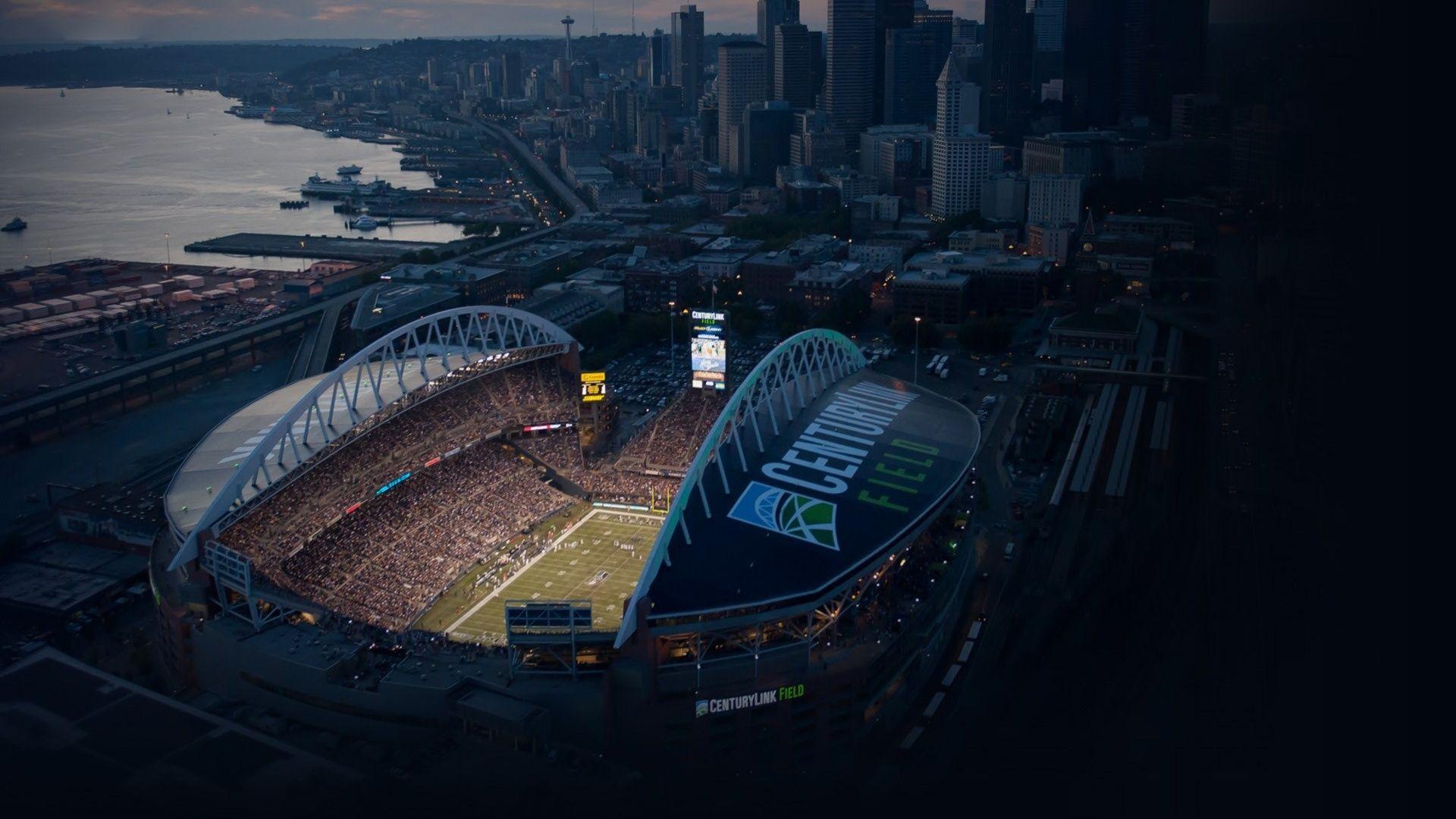 Seattle Seahawks HD Desktop Wallpaper