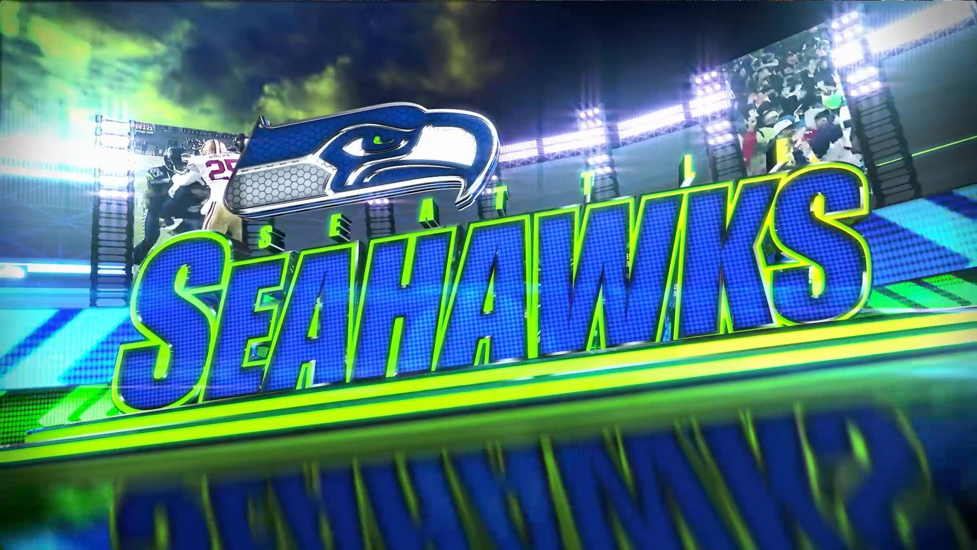 Seattle Seahawks free hd wallpaper