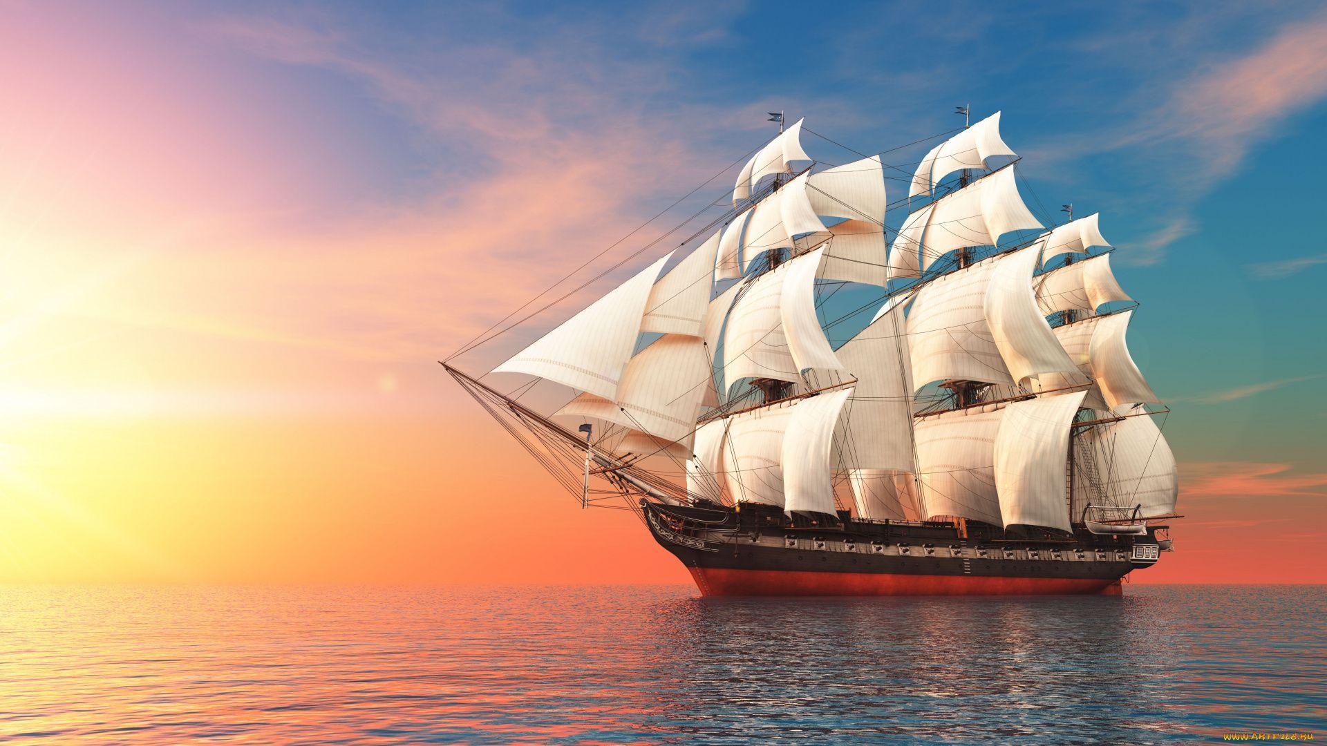 Ship HD Wallpaper