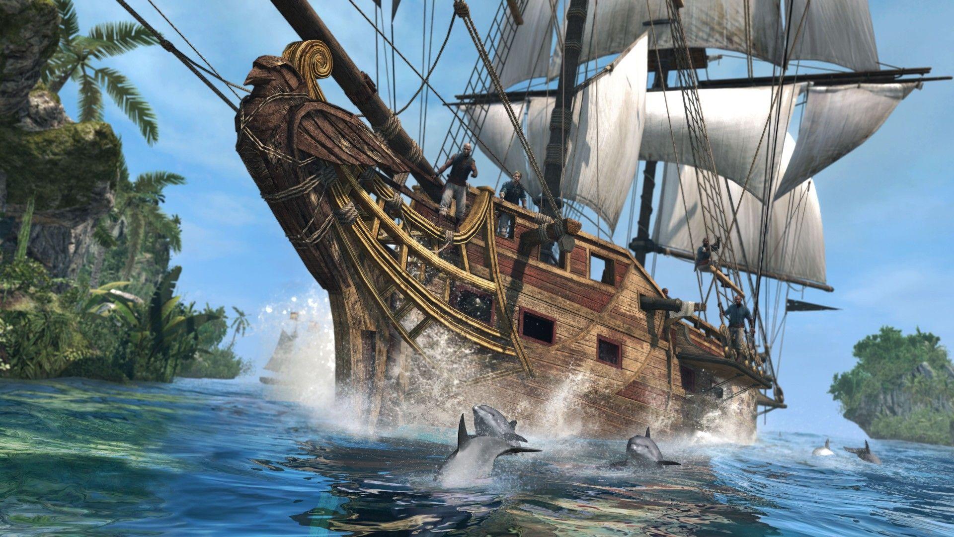 Ship Cool HD Wallpaper