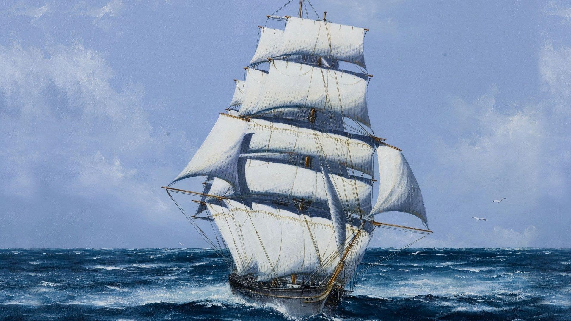 Ship free hd wallpaper