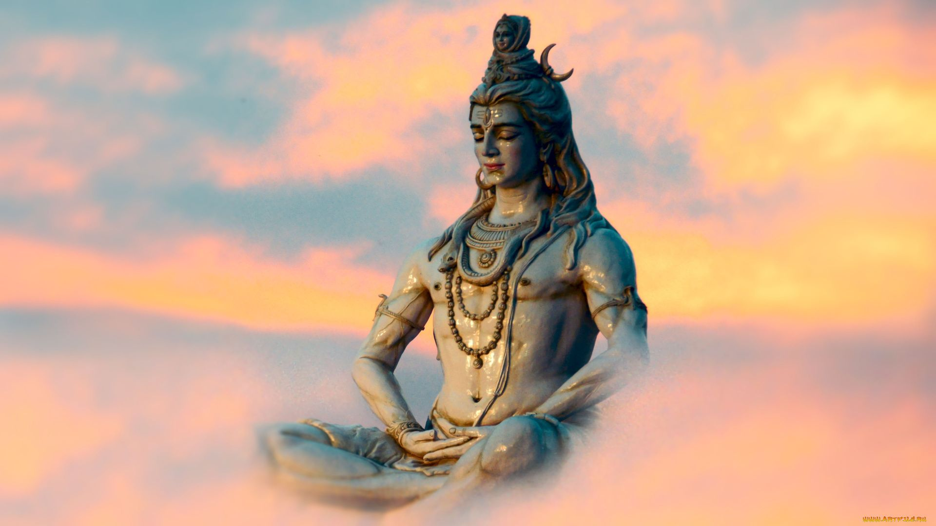 Shiva God background hd