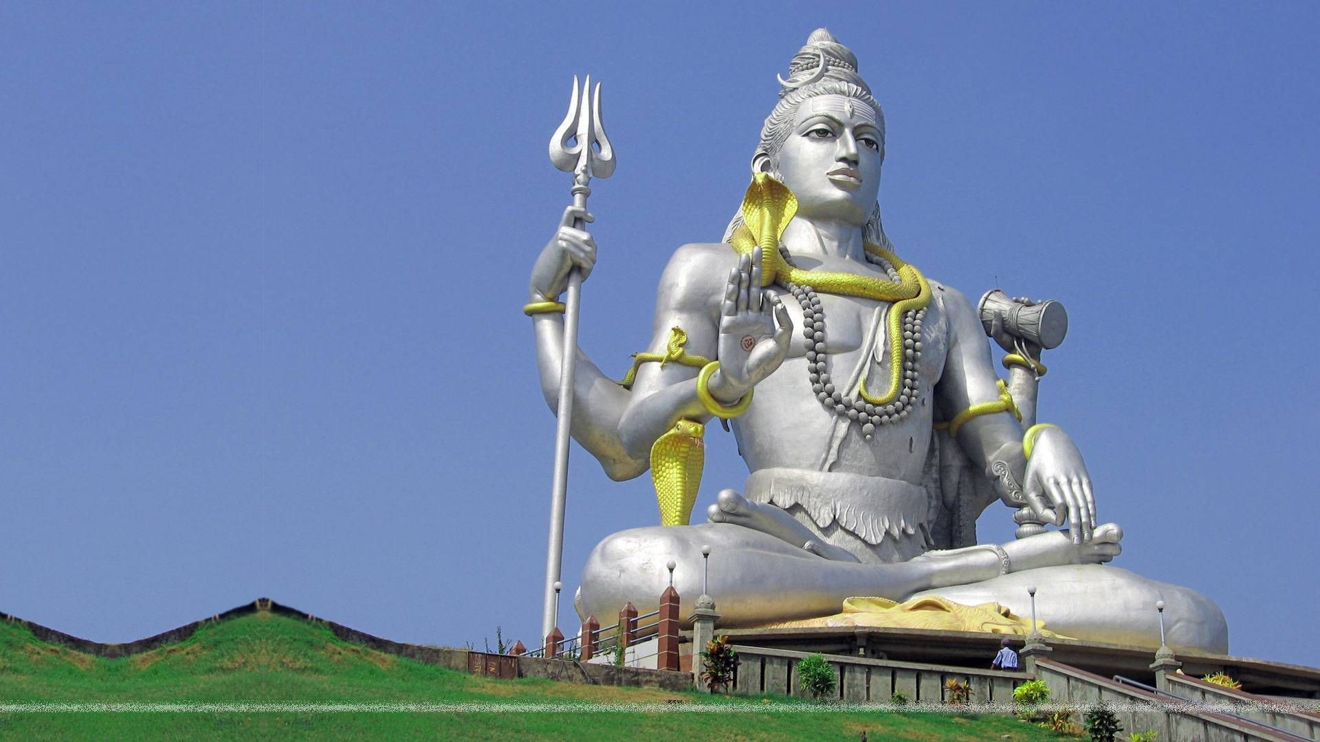 Shiva God wallpaper for laptop
