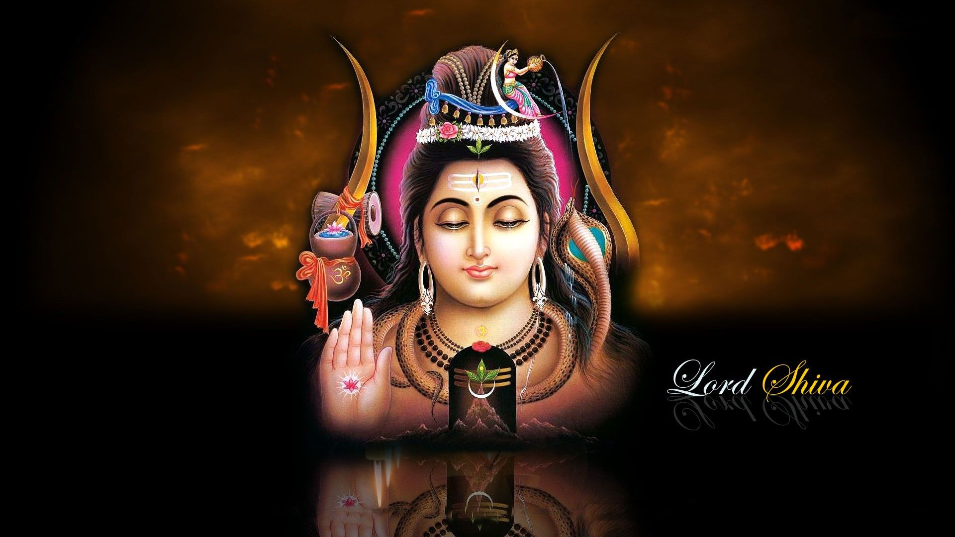 Shiva God free picture
