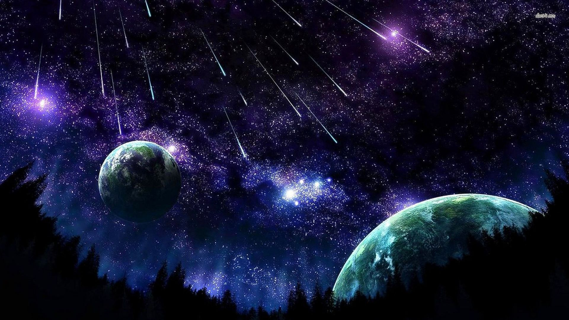 Space Themed wallpaper download