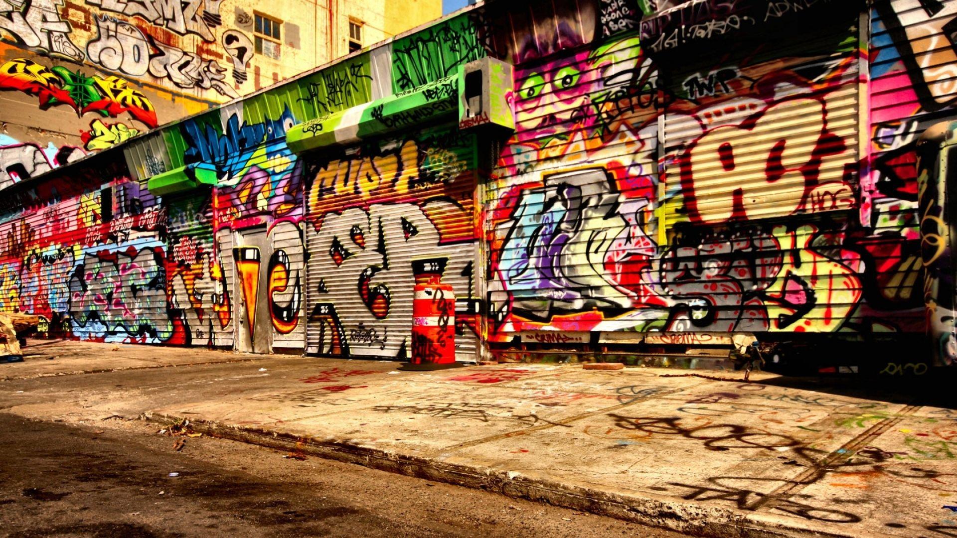 Street Art vertical wallpaper hd