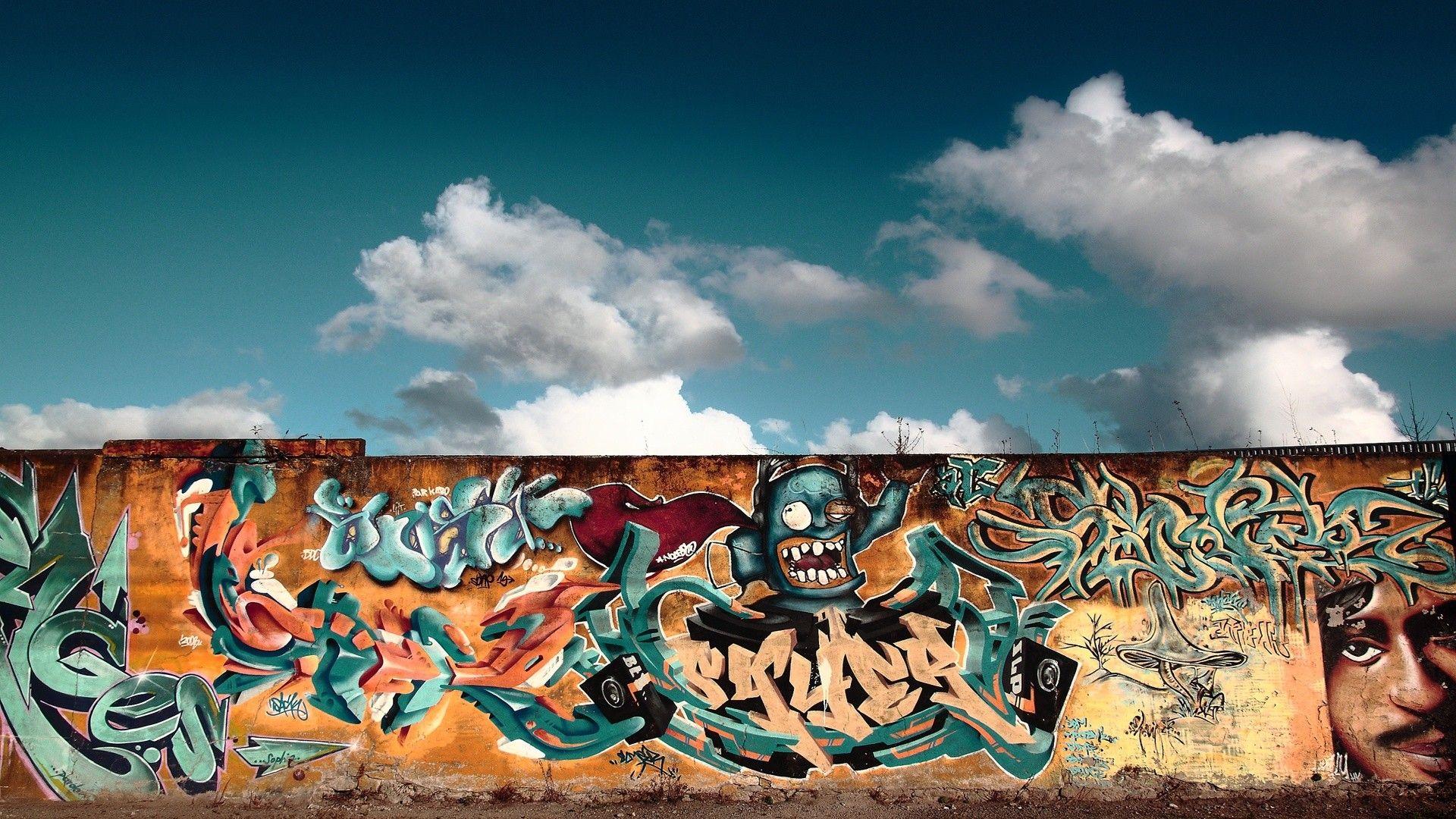 Street Art High Definition