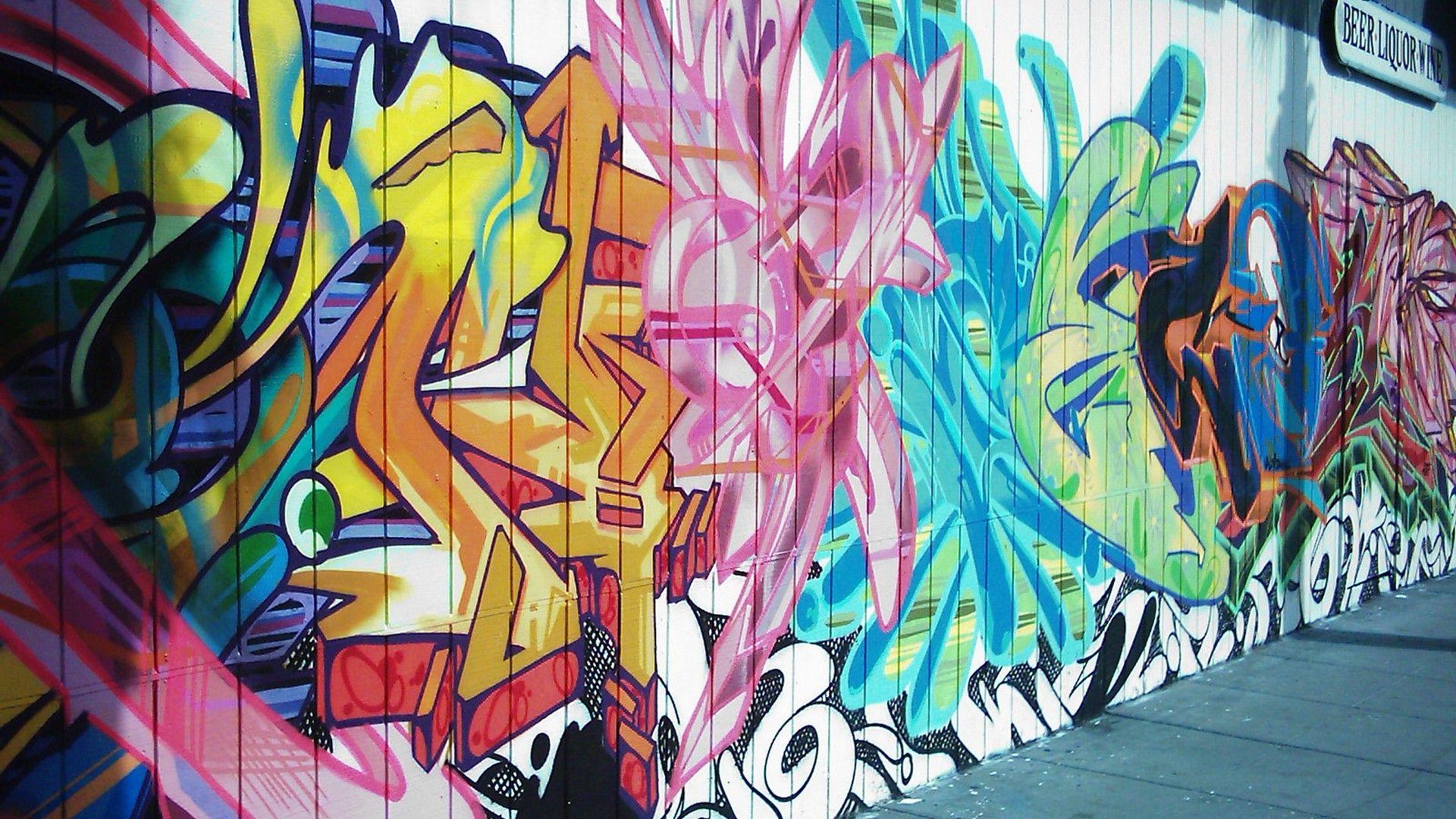 Street Art a wallpaper