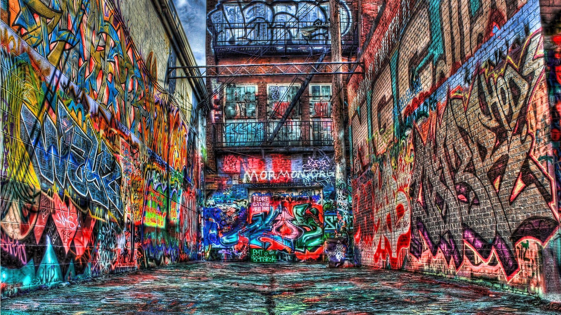 Street Art pc wallpaper