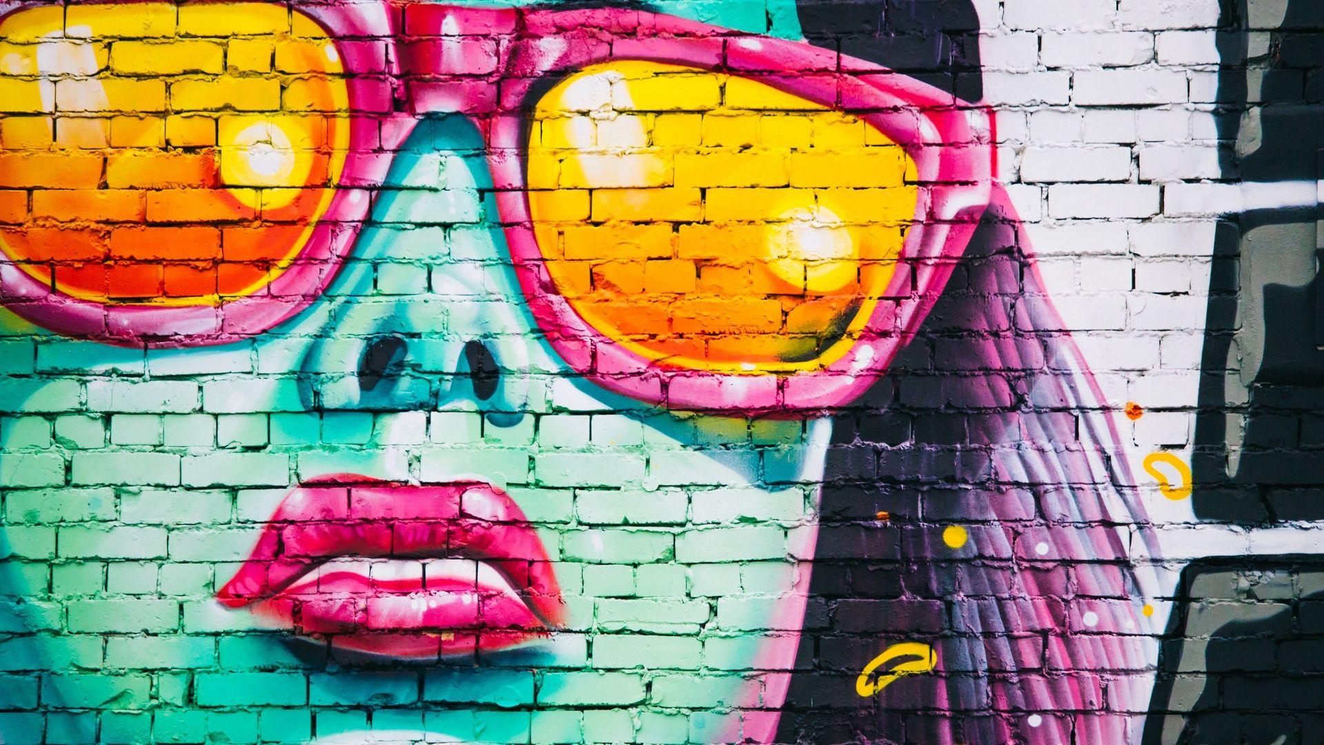 Street Art computer Wallpaper
