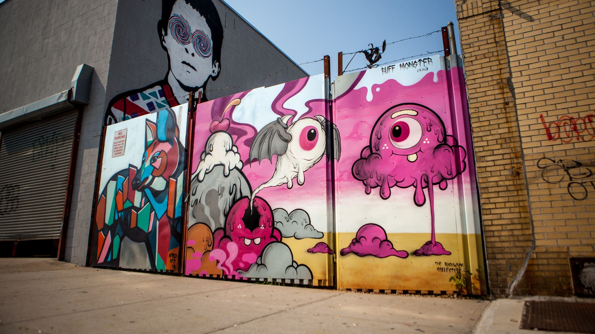 Street Art beautiful wallpaper