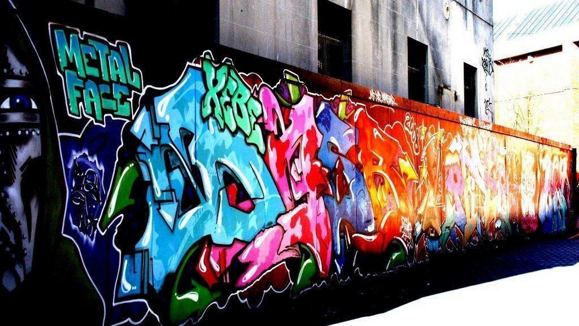Street Art 1080p Wallpaper