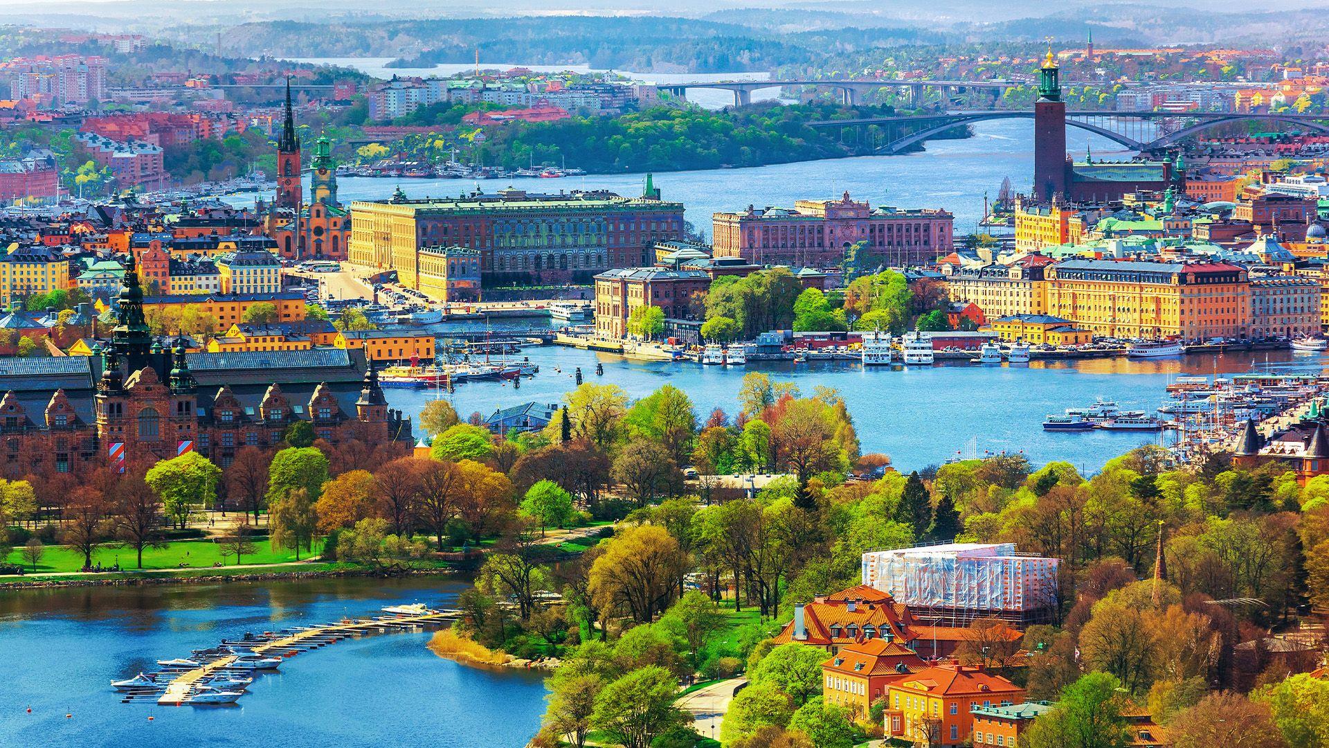 Sweden Free Desktop Wallpaper