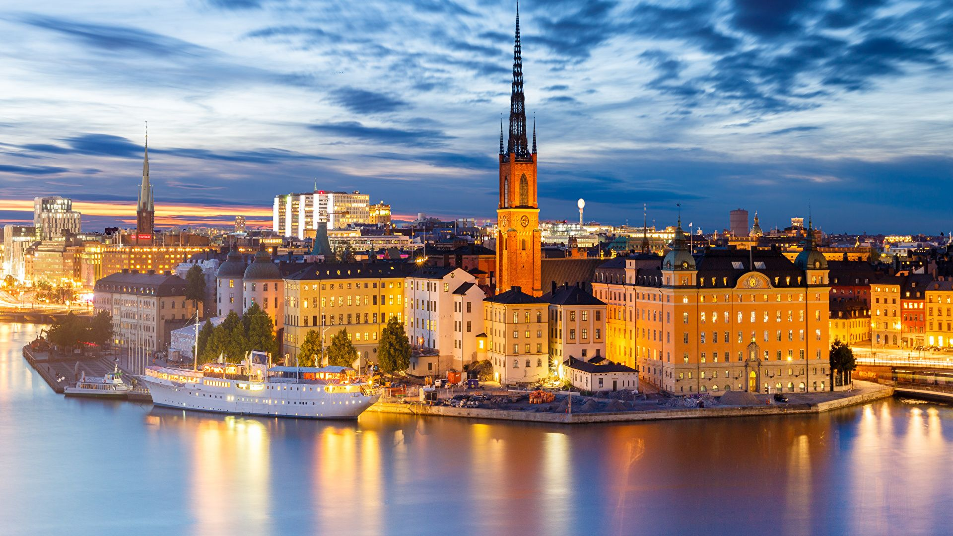Sweden 1080p Wallpaper