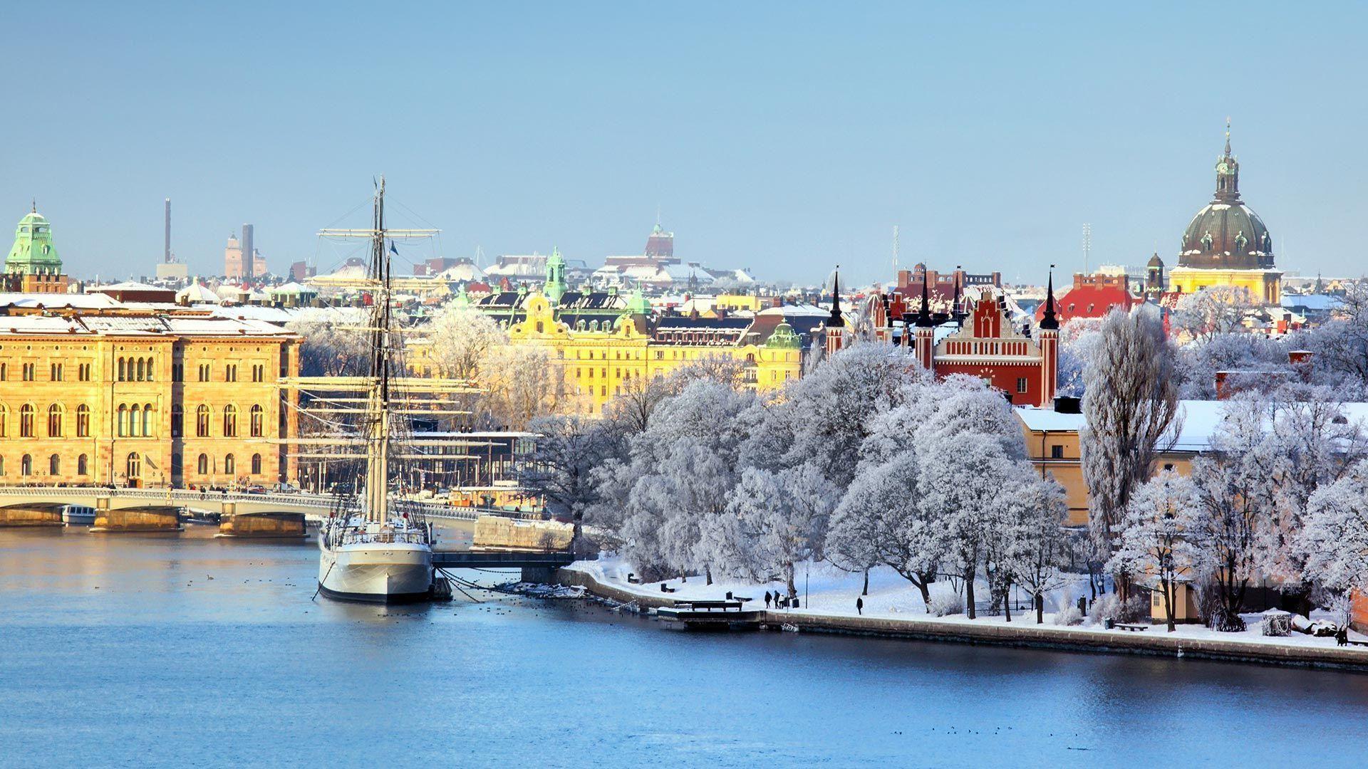 Sweden HD 1080 wallpaper