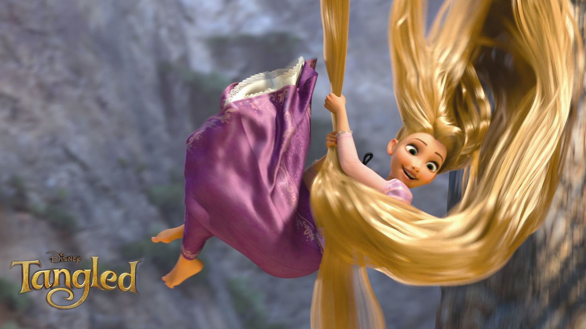 Tangled picture image