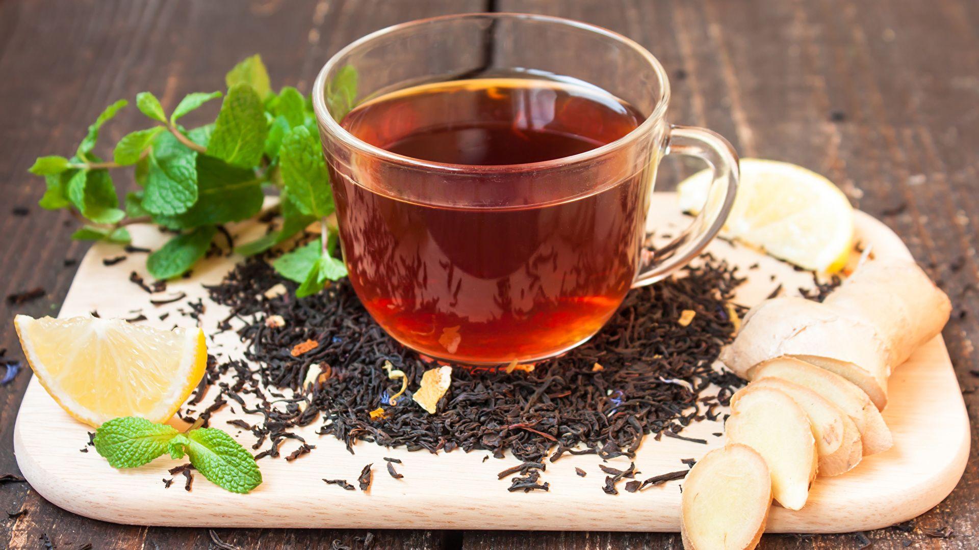 Tea desktop image