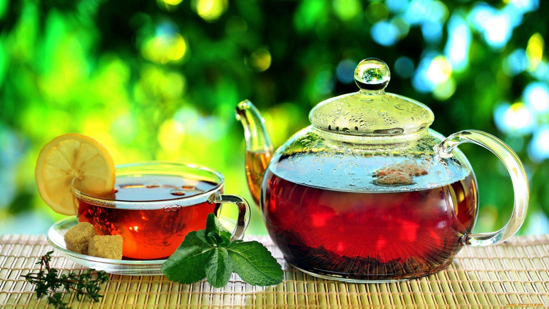Tea good background