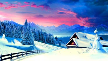 Winter Scene wallpaper and themes