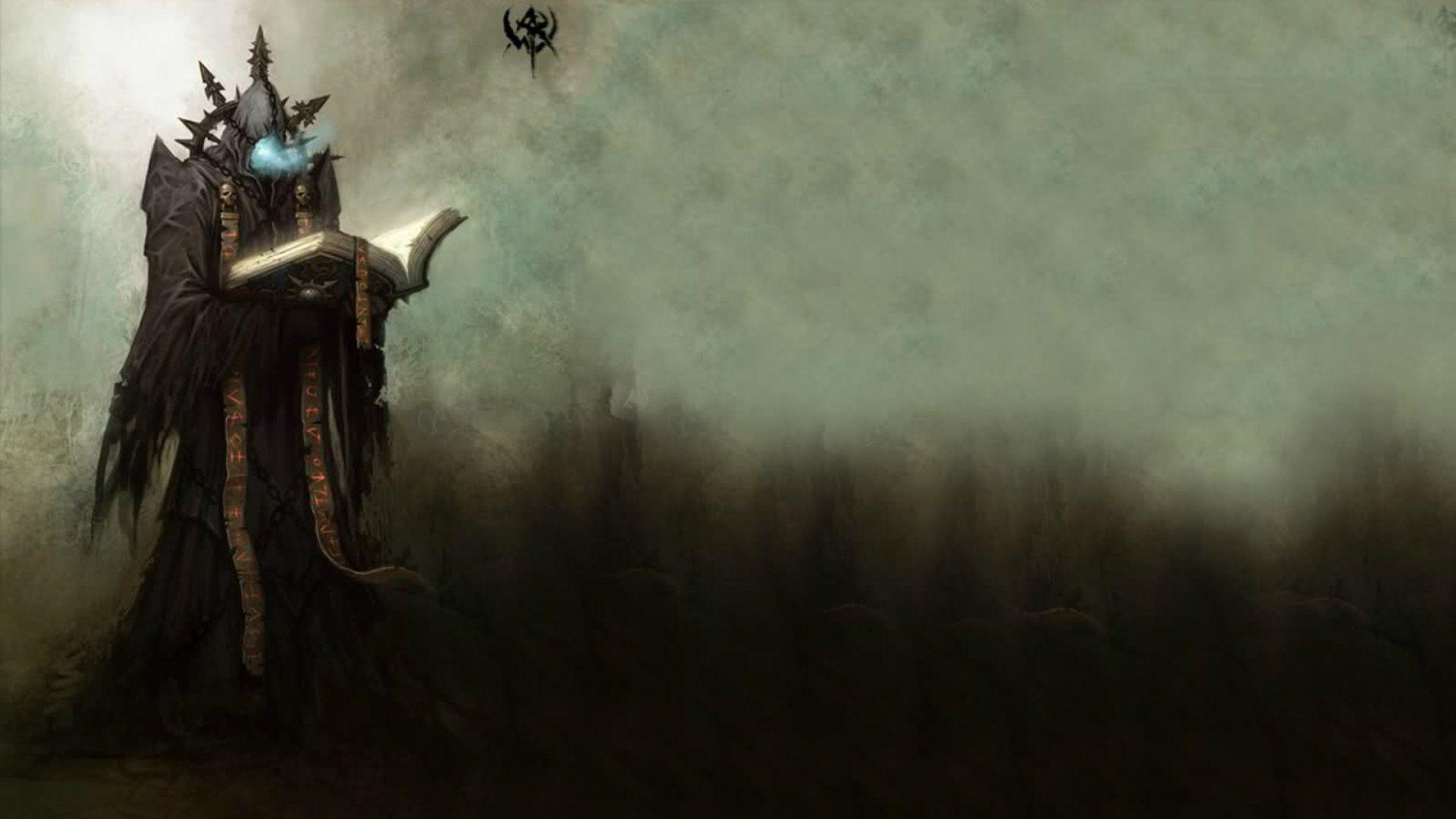 Wizard HD Desktop Wallpaper