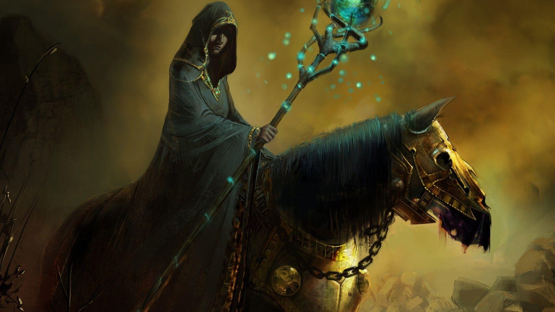 Wizard HD Wallpaper