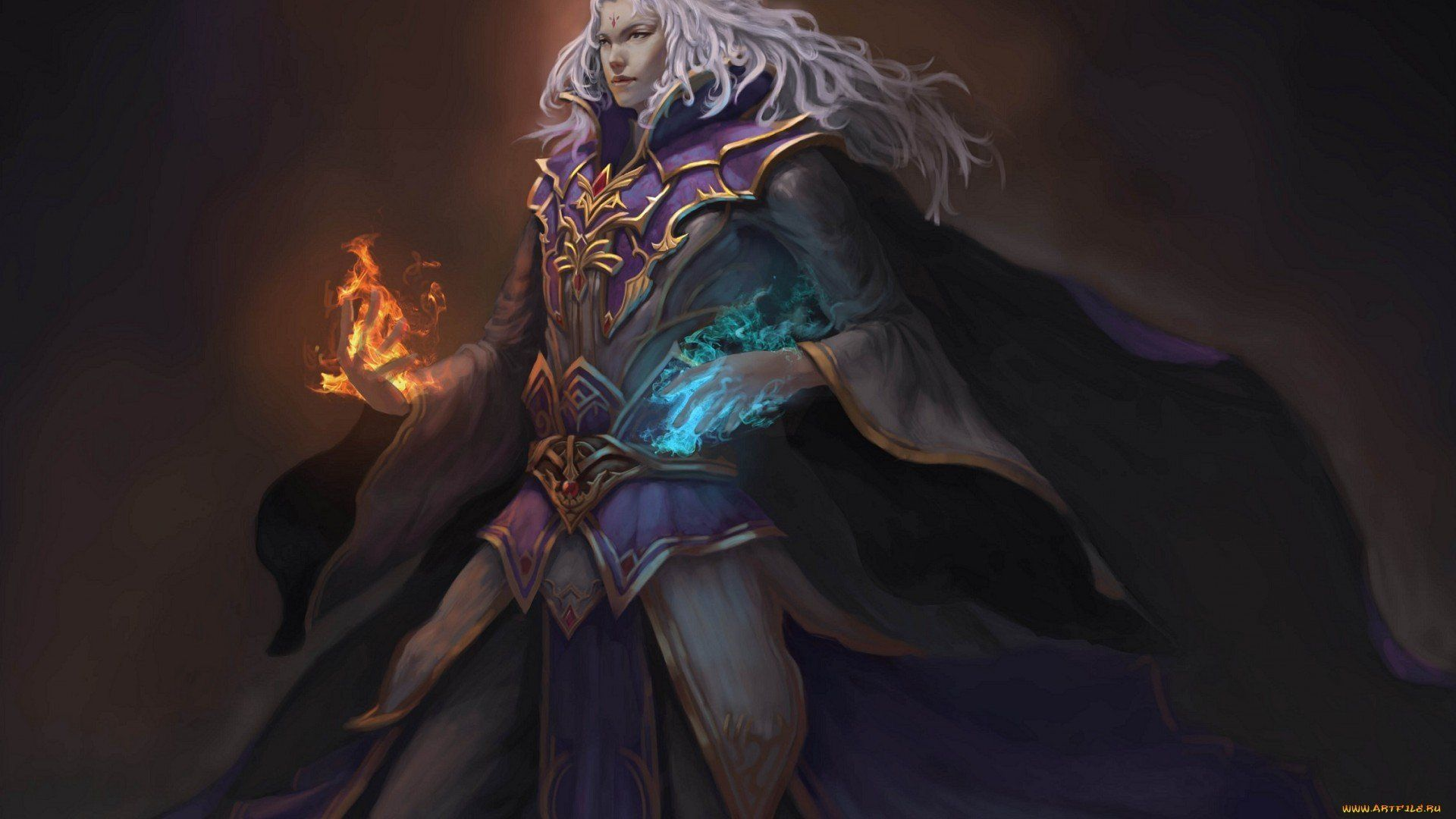 Wizard a wallpaper