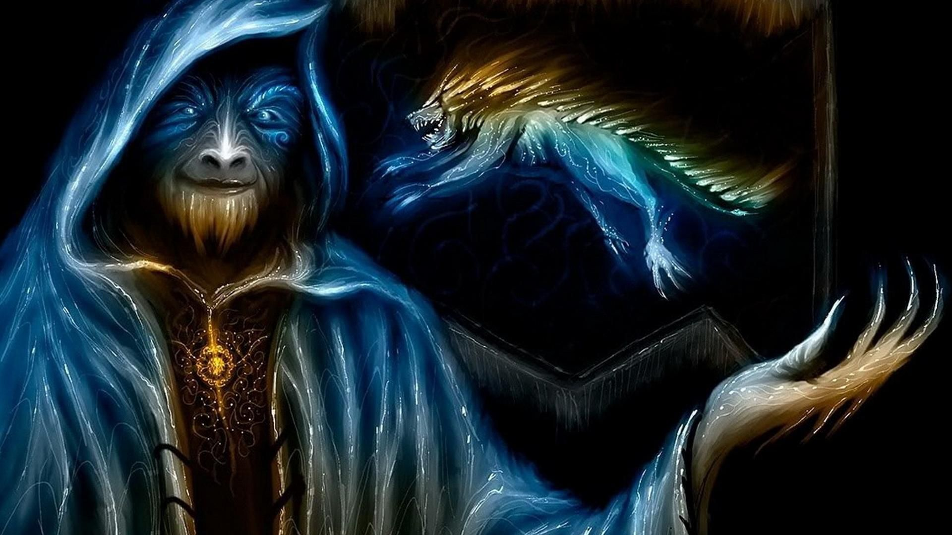 Wizard hd wallpaper 1080p for pc