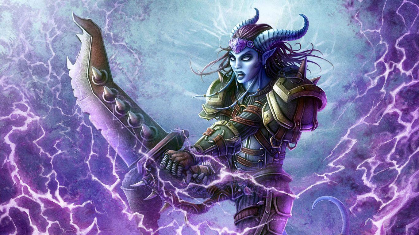 World Of Warcraft Laptop background
