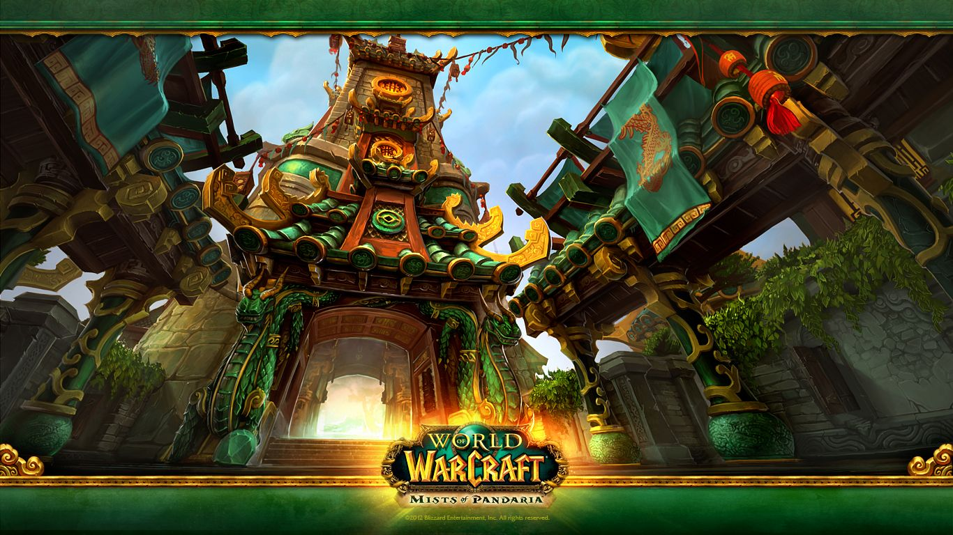 World Of Warcraft Laptop picture free download