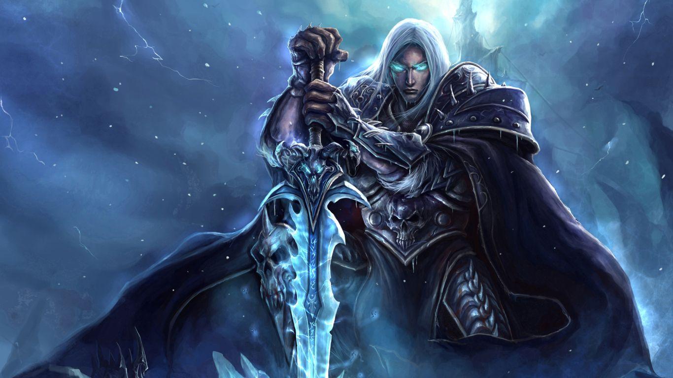 World Of Warcraft Laptop wallpaper free